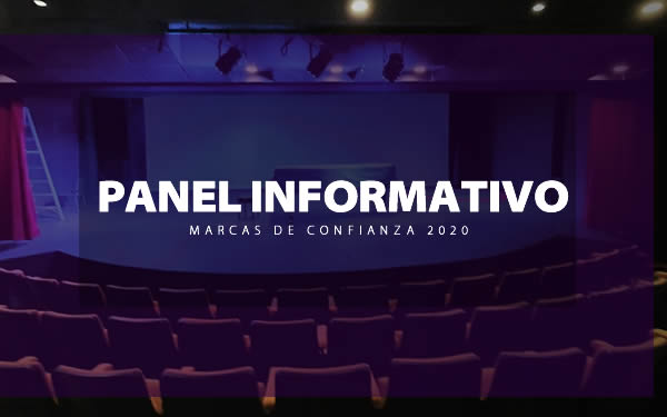 Panel Reader´s Digest Marcas de Confianza 2020